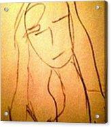 Art Therapy 197 Acrylic Print