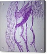 Art Therapy 97 Acrylic Print