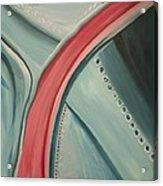 Arterial Acrylic Print
