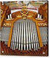Arth Goldau Organ Acrylic Print