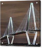 Arthur Ravenel Jr. Bridge Acrylic Print by Brian Young