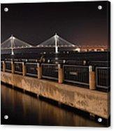Arthur Ravenel Jr. Bridge Acrylic Print