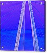 Arthur Ravenel Jr Bridge Iv Acrylic Print