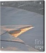 Artic Light Acrylic Print