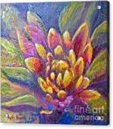 Artichoke Leaves Acrylic Print