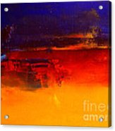 Artifact 23 Acrylic Print by Charlie Spear