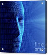 Artificial Intelligence Acrylic Print
