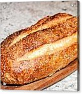 Artisan Bread Acrylic Print
