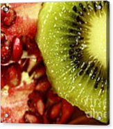 Artistic Moments With Food Acrylic Print by Inspired Nature Photography Fine Art Photography