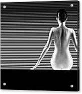 Artistic Nude Acrylic Print