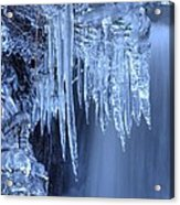Artistry In Ice 16 Acrylic Print