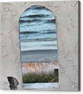 #artsy Acrylic Print