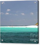 Aruba Acrylic Print