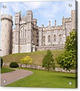 Arundel Castle West Sussex Acrylic Print