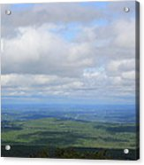 As Far As Your Eye Can See Acrylic Print