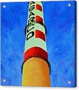 Asarco Acrylic Print