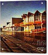 Asbury In The Morning Acrylic Print