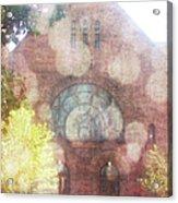Ascending Angels Acrylic Print