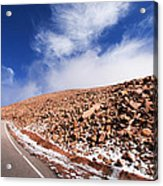 Ascent To The Top Acrylic Print
