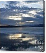 Ashokan Reservoir 10 Acrylic Print