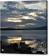 Ashokan Reservoir 11 Acrylic Print