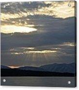Ashokan Reservoir 13 Acrylic Print