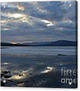 Ashokan Reservoir 20 Acrylic Print
