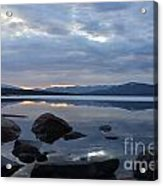 Ashokan Reservoir 23 Acrylic Print