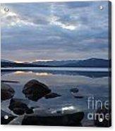 Ashokan Reservoir 26 Acrylic Print