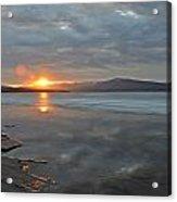 Ashokan Reservoir 36 Acrylic Print