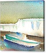 Ashore In Lanzarote Acrylic Print
