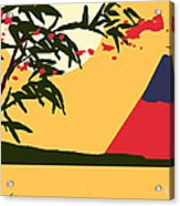Asia Acrylic Print