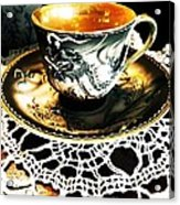 Asian Teaware Acrylic Print