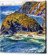 Aspargus Island Acrylic Print