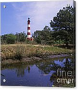 Assateague Lighthouse - Fm000081 Acrylic Print