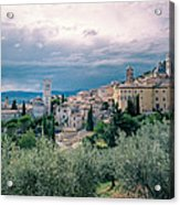Assisi  Acrylic Print