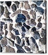 Asteroids Acrylic Print