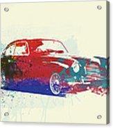 Aston Martin Db2 Acrylic Print by Naxart Studio