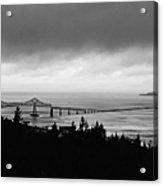 Astoria Bridge Acrylic Print
