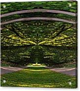 Astral Garden Entrance Acrylic Print