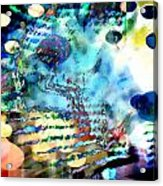 Astral Sands Acrylic Print