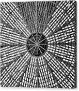 Astrodome Ceiling Acrylic Print