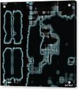 Asylum 002 Acrylic Print