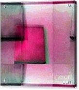 Asymmetrical Symmetry Acrylic Print
