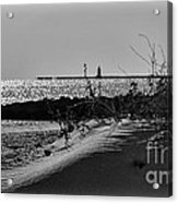 At Black Point Acrylic Print