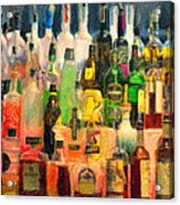 At The Bar 2 Acrylic Print