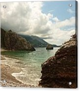 At The Cove Acrylic Print