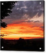 At The End Of The Day ... Acrylic Print