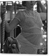 At The Fairgrounds Acrylic Print