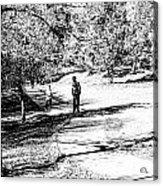 At The Lake-42 Acrylic Print